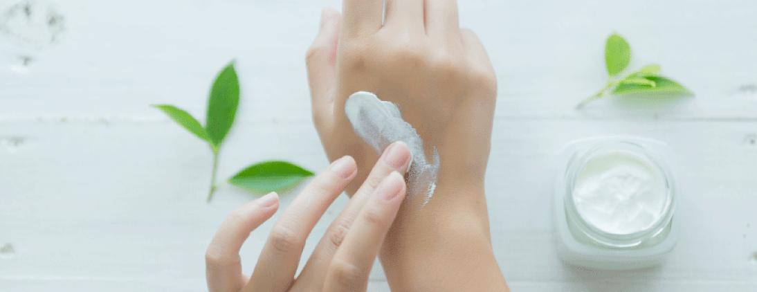 Higienize, mas também hidrate suas mãos